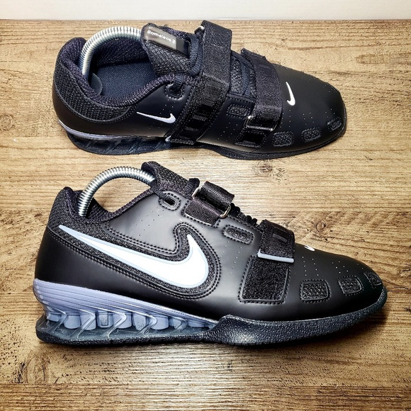 check out 54f8c d37fc Nike Romaleos 2 Weightlifting Powerlifting Shoes